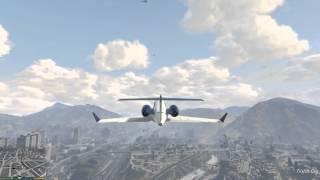 GTA V [Flight of Death] GTX970 PC-HD