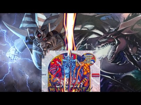 Yugioh Booster Box Battles, WAR of the GODS! Battle Pack 2 Box Opening EXODIA OBLITERATE!!