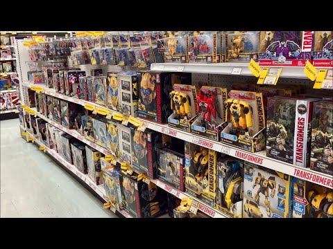 Toys R Us Toy Hunt - Transformers Siege, Masterpiece, Studio Series, Cyberverse, POTP And More