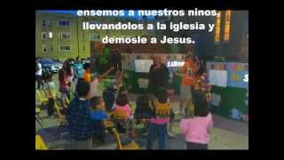 Kids love Jesus too -  By Vickie Winans
