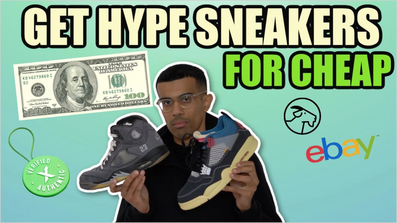 buy sneakers for cheap