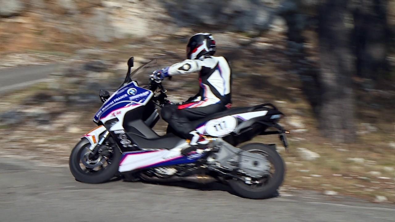 bmw c 650 sport moto tour 2016 youtube. Black Bedroom Furniture Sets. Home Design Ideas