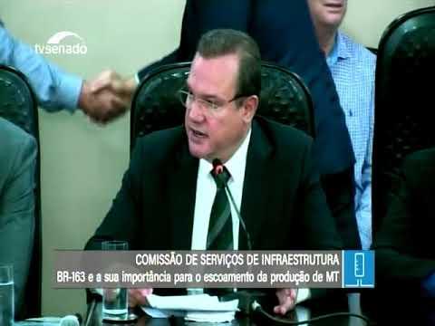 CI - BR-163 - TV Senado ao vivo - 05/03/2018