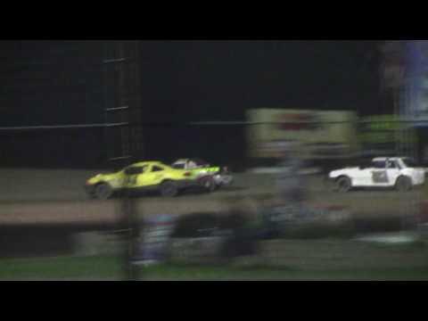 Merritt Speedway 4 Cylinder Feature 9/17/16 Segment 2