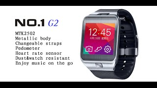 NO.1 G2 Smart watch review