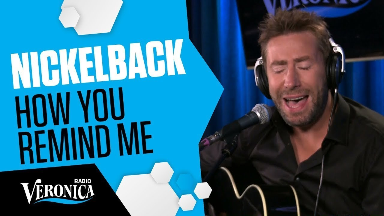 nickelback-how-you-remind-me-acoustic-live-radio-veronica-25-05-2017-radioveronica
