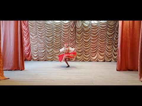 24. Горчакова Юлия Викторовна - Стилизованный народный танец «Мамина дочка»