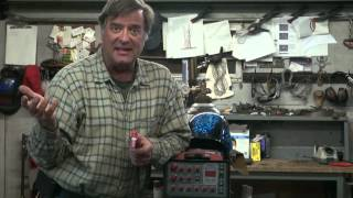 How To Tig Weld Without A Foot Pedal - Kevin Caron