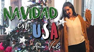 NAVIDAD EN USA | Ana Val