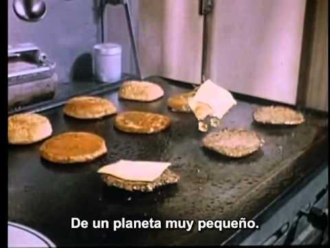 *batteries not included (1987). Trailer. Subtitulado al español.