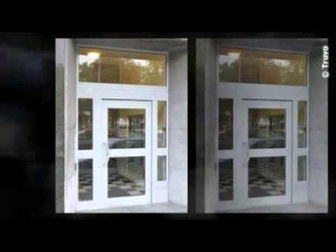 fabrication portes blind es az security li ge youtube. Black Bedroom Furniture Sets. Home Design Ideas