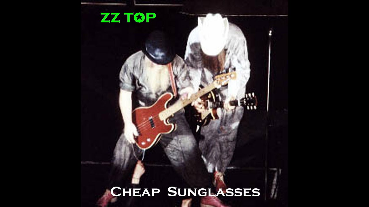 71585b29ab5 Cheap Sunglasses (Drum Cover) ZZ Top - YouTube