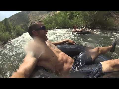 WhiteWater Tubing Clear Creek Golden, CO GoPro HD