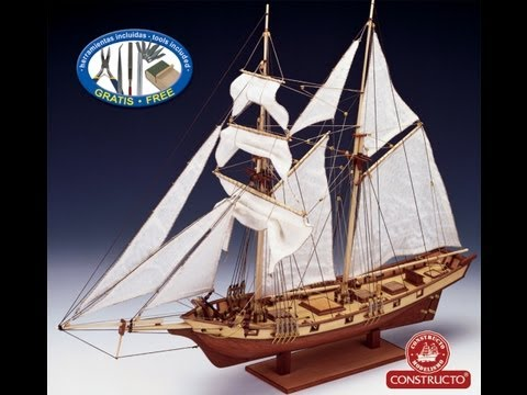 Albatros Ship model by Constructo build progress_1