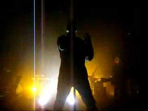"Kenna-""Sun Red Sky Blue"" clip live @Gramercy Theater 4/25/07"