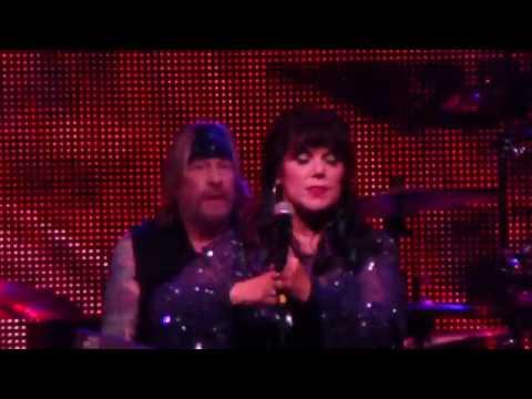 Gov't Mule with Ann Wilson - Thorns Of Life / No Quarter, Christmas Jam, Asheville, NC 12/09/2017