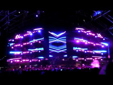 Dash Berlin - Silence In Your Heart - EDC 2012
