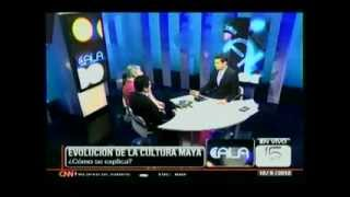 MINISTRO DE CULTURA Y DEPORTES CARLOS BATZIN EN ENTREVISTA CNN 2/4