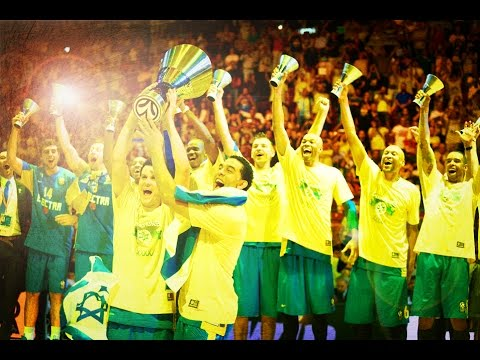 Maccabi Tel Aviv BC 2013-14 מכבי תל אביב