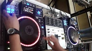 denon 2900 y mixer vestax - Dj Flexo