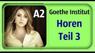 Goethe Zertifikat A2 Start Deutsch 2 Lesen