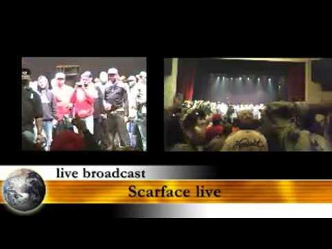 Scarface live @ The Harold Washington Culture Center