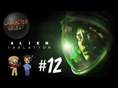 Alien Isolation Part 12 - Sevastopol Tourism Board - CharacterSelect