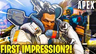 "IS THIS THE FORTNITE KILLER ? | *NEW* FREE BATTLE ROYALE ""APEX LEGENDS"" FIRST IMPRESSIONS"
