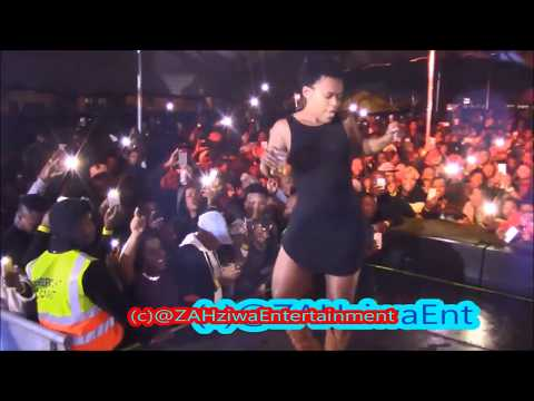 Zodwa WaBantu vs   Busiswa  vs  TipCee  Dance Off