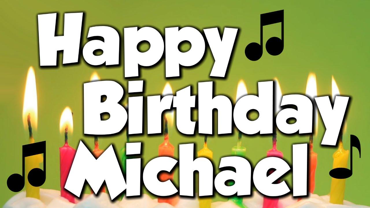 Resultado de imagen para Happy birthday Michael