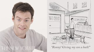 Bill Hader Enters The New Yorker Caption Contest | The New Yorker