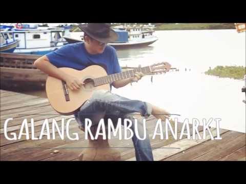 Iwan Fals - Galang Rambu Anarki - fingerstyle cover