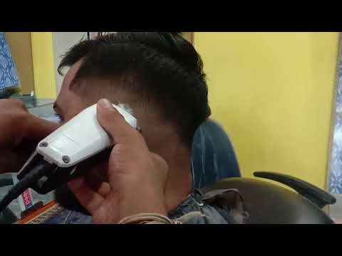 Durga Puja special :--hairstyle and highlight 2018-19 new look ::-HAMZA✂️✂️