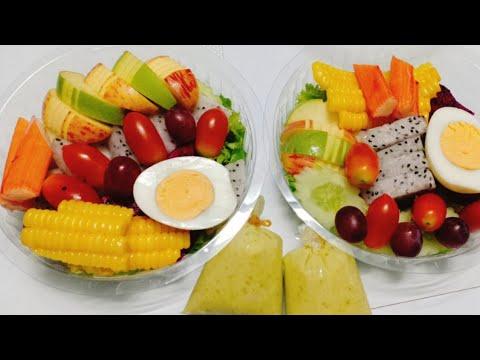 สลัดผลไม้รวม สอนละเอียดมาก ทำตามได้เลย ทำขายขายดี #ทำอะไรขายดี Fruit Salad MadamDIY