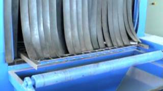 Проходная дробеструйная камера Gostol TST(Поставка оборудования для дробеструйной очистки на Украине - www.debico.com.ua., 2011-02-24T15:24:28.000Z)