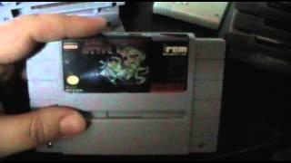 Cazador de videojuegos - Mi colección 16/03/2013 - Parte 1