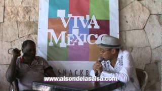 AL SON DE LA SALSA: Entrevista a Jorge Cabreja, director de la orquestaTaínos de Mayarí de Cuba