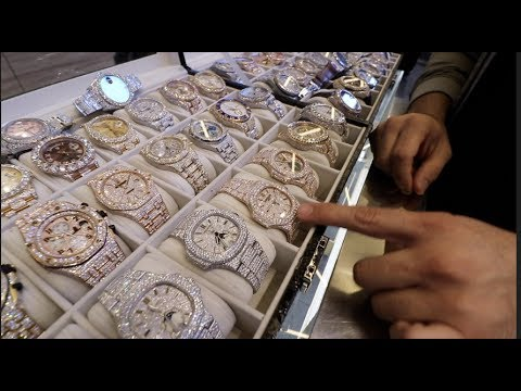 MOST EXPENSIVE WATCHES IN THE WORLD !!!