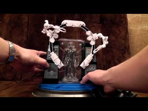 Terminator Salvation Cyberskin Generator | Ashens fragman