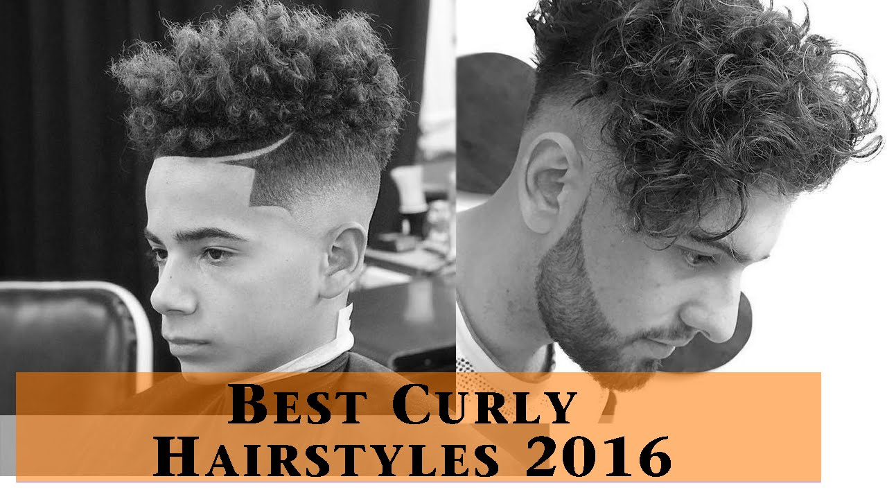 20 best curly hairstyles for men 2016