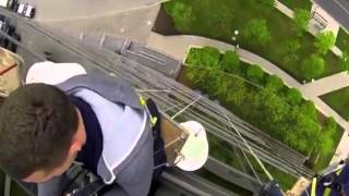 Worlds Toughest Jobs | Season 1 Episode 3 – High-Rise Window Cleaning - Documentary