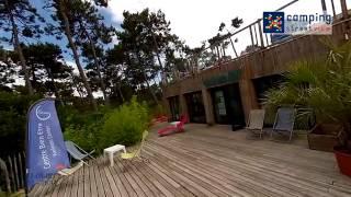 Les Grands Pins Camping à Lacanau Street View