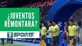 Juventus vs Lyon UEFA Champions League Octavos de Final Simulación FIFA 20