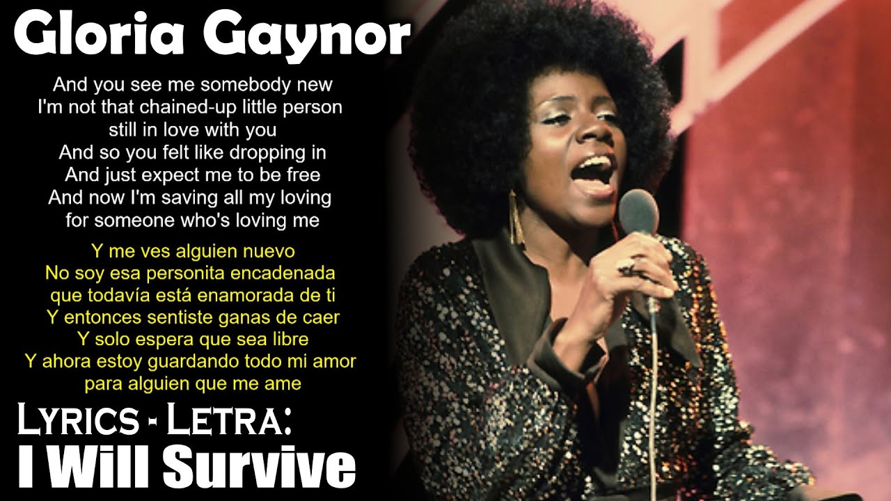 Download Gloria Gaynor I Will Survive Lyrics Spanish English Español Inglés Mp4 3gp Mp3 Flv Webm Pc Mkv Daily Movies Hub