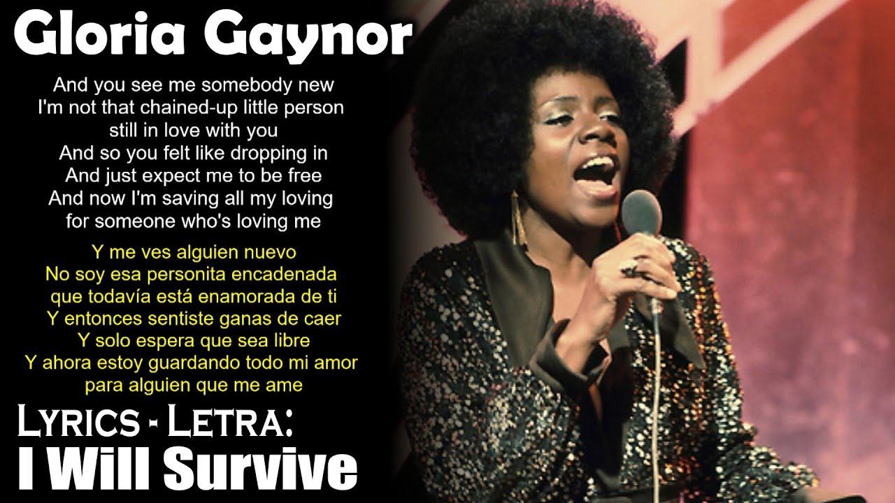 Download Gloria Gaynor I Will Survive Lyrics Spanish English Español Inglés Mp4 3gp Mp3 Flv Webm Pc Mkv Daily Movies Hub