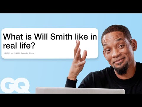 Will Smith Goes Undercover on YouTube, Twitter, Instagram   Actually Me   GQ