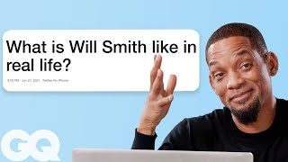 Will Smith Goes Undercover on YouTube, Twitter, Instagram | Actually Me | GQ