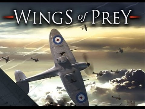 Wings of Prey PC Games Trailer - Planes Trailer