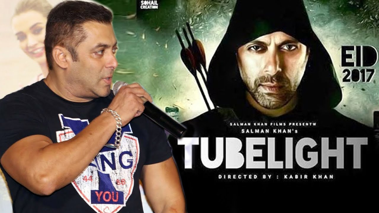 Salman Khan Talks About Tubelight Freaky Ali Trailer Launch