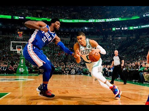 Jayson Tatum FULL Game Highlights Season Opener vs. Sixers - 23 PTS, 9 REB, 3 AST